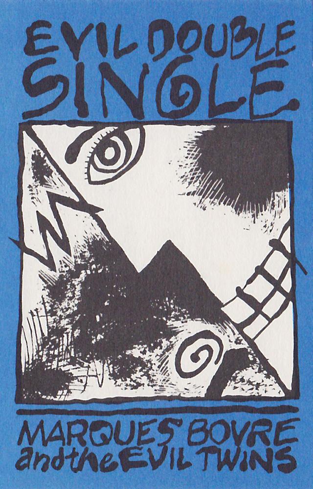 Evil Double Single – 1991