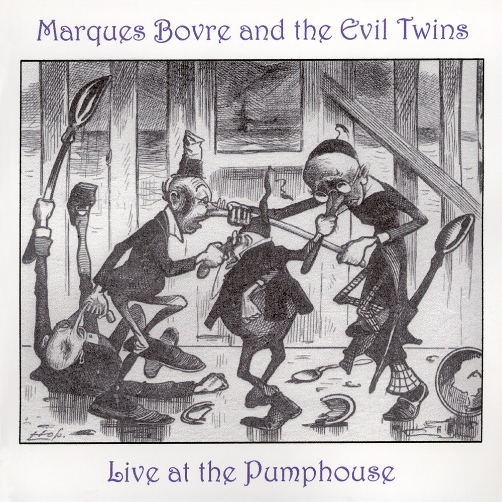 Live at the Pumphouse – 1999