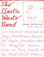 The Elastic Waste Band, June 15, 1985
