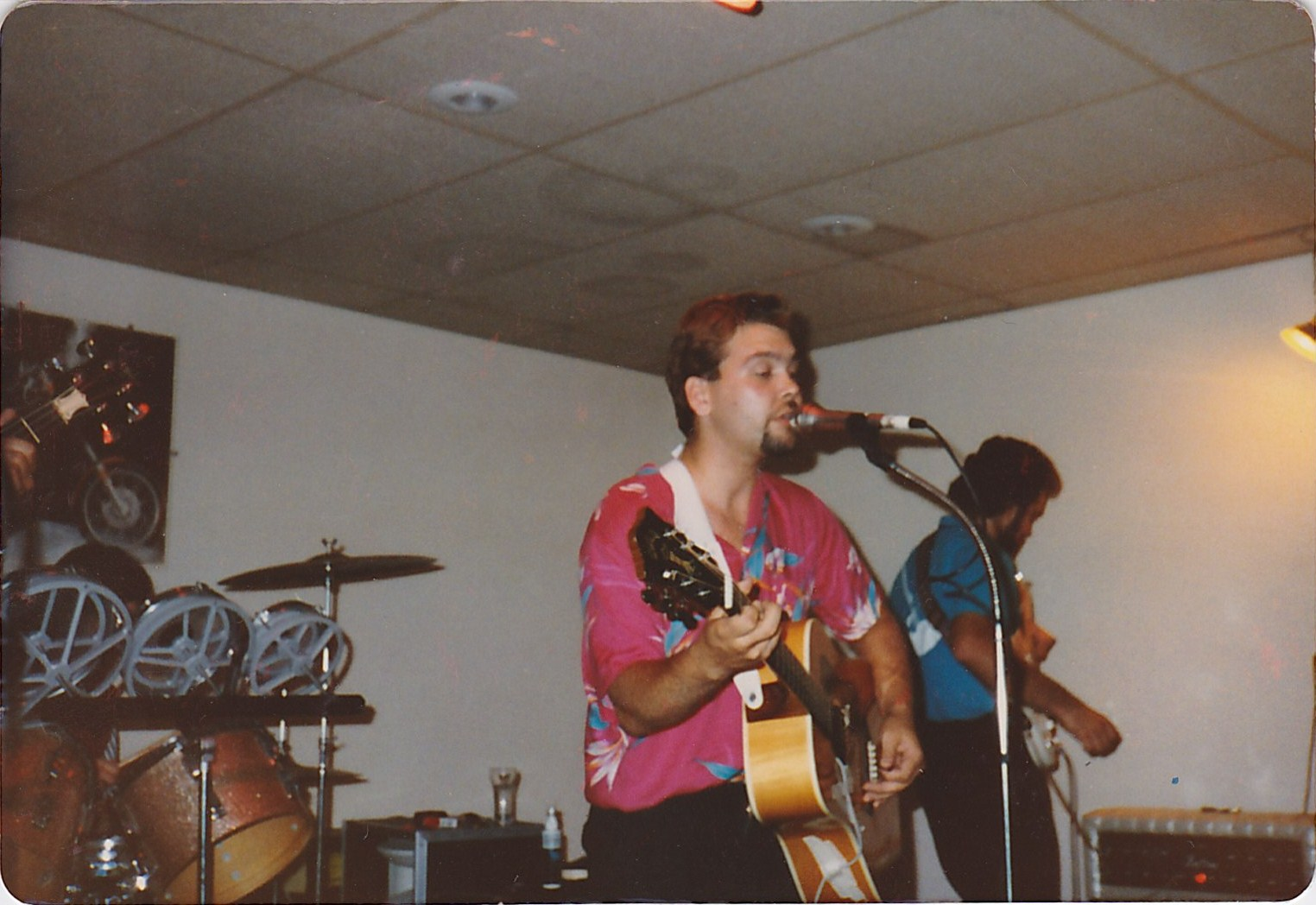 The Elastic Waste Band, 1985