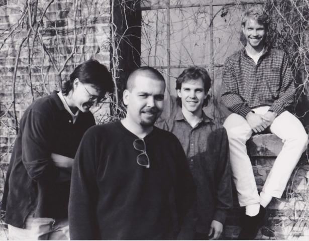 1990 promo original (photo by Kent Tenney)