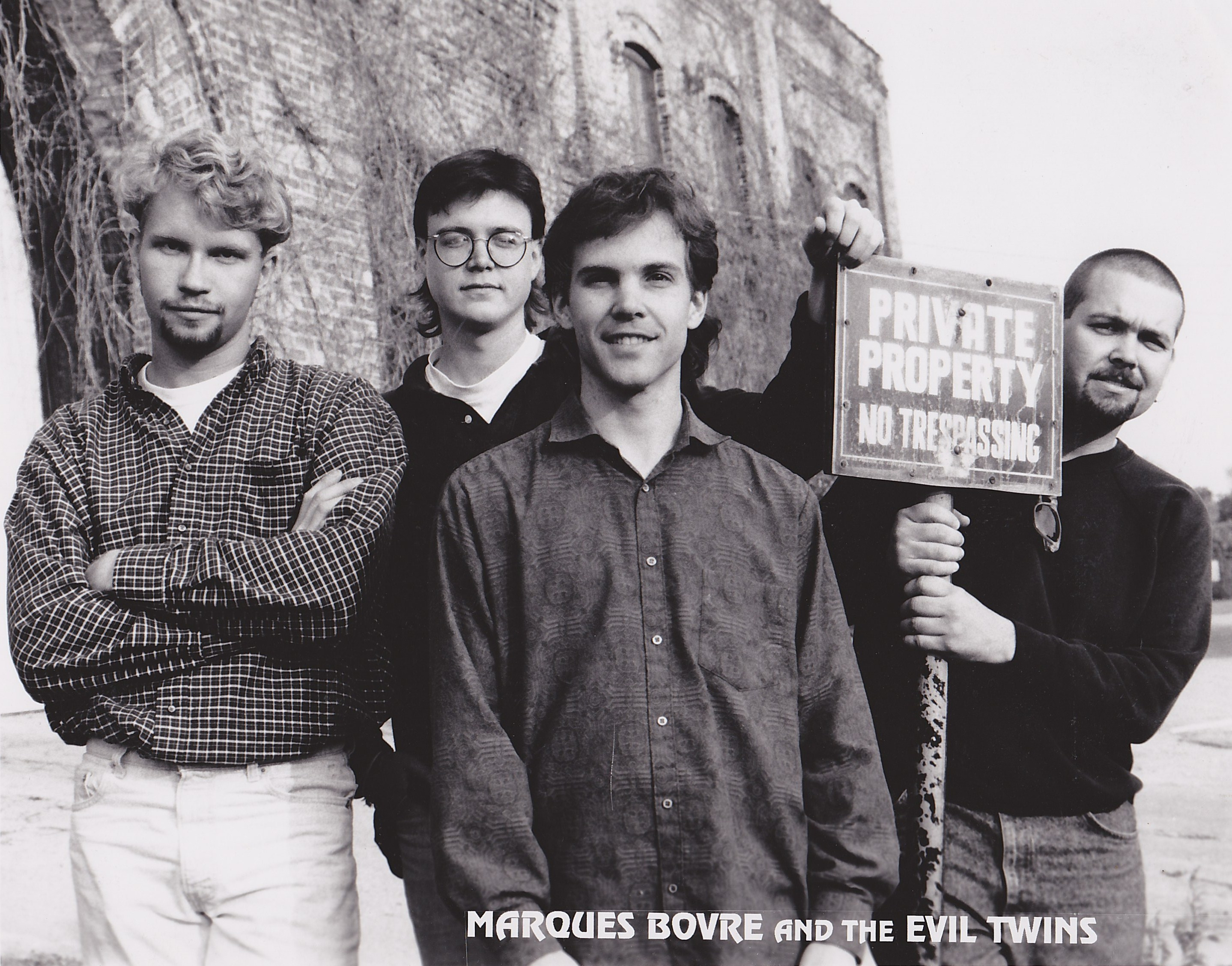 1990 press promo (photo by Kent Tenney)