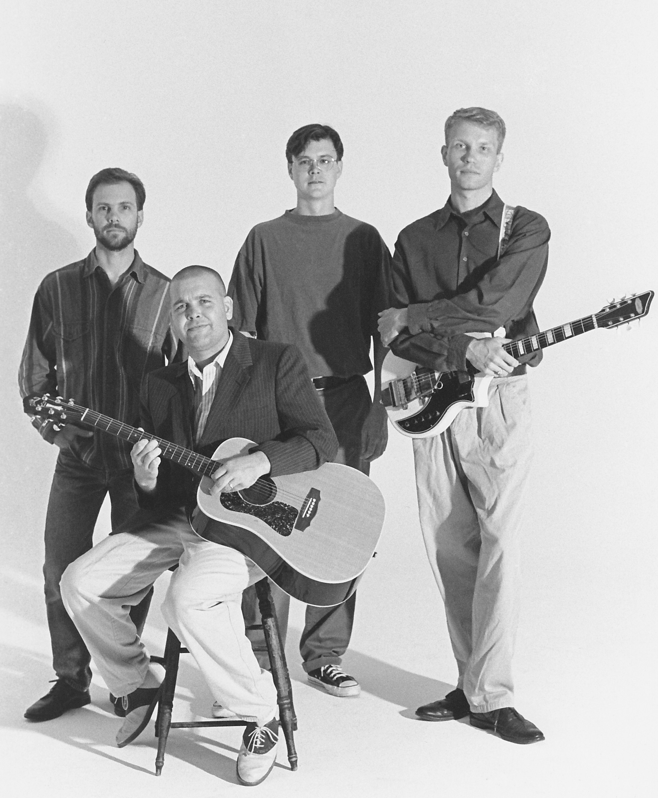 1994 promo original (photo by Kent Tenney)