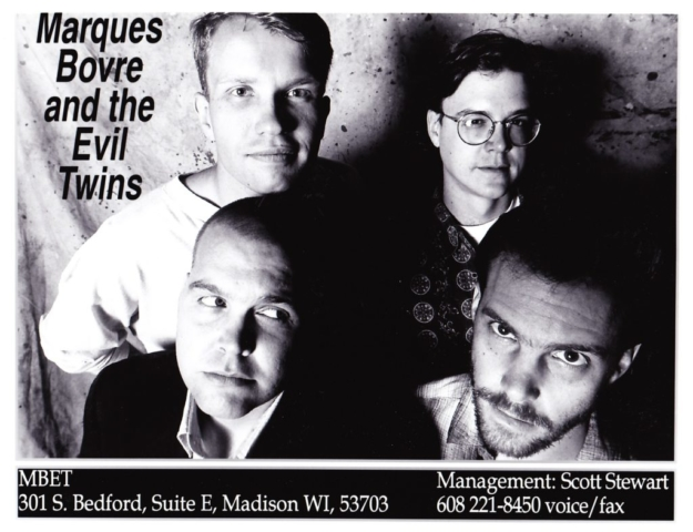 1994 press promo (photo by Kent Tenney)