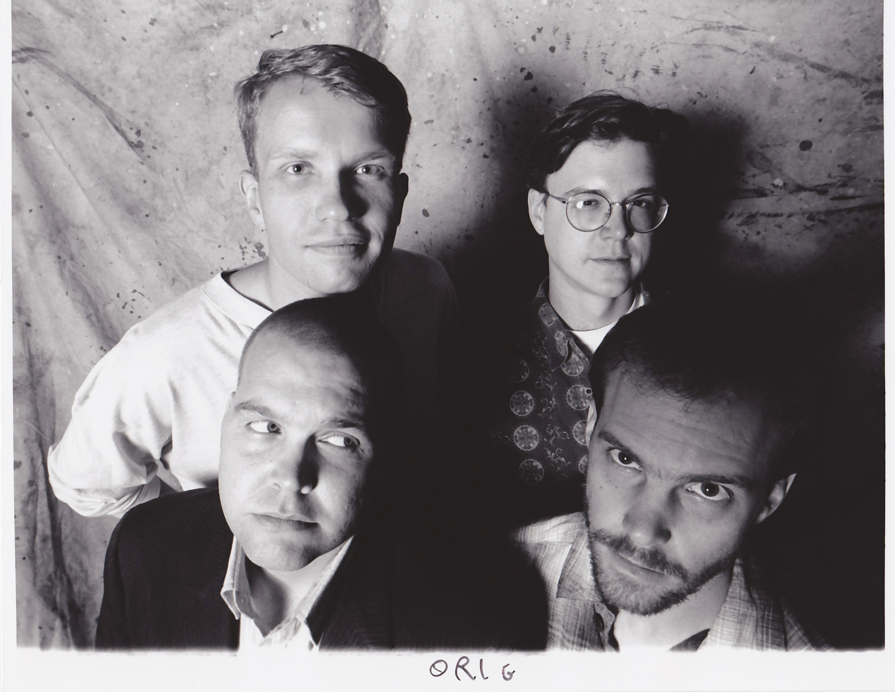 1994 promo original (photo by Kent Tenney)