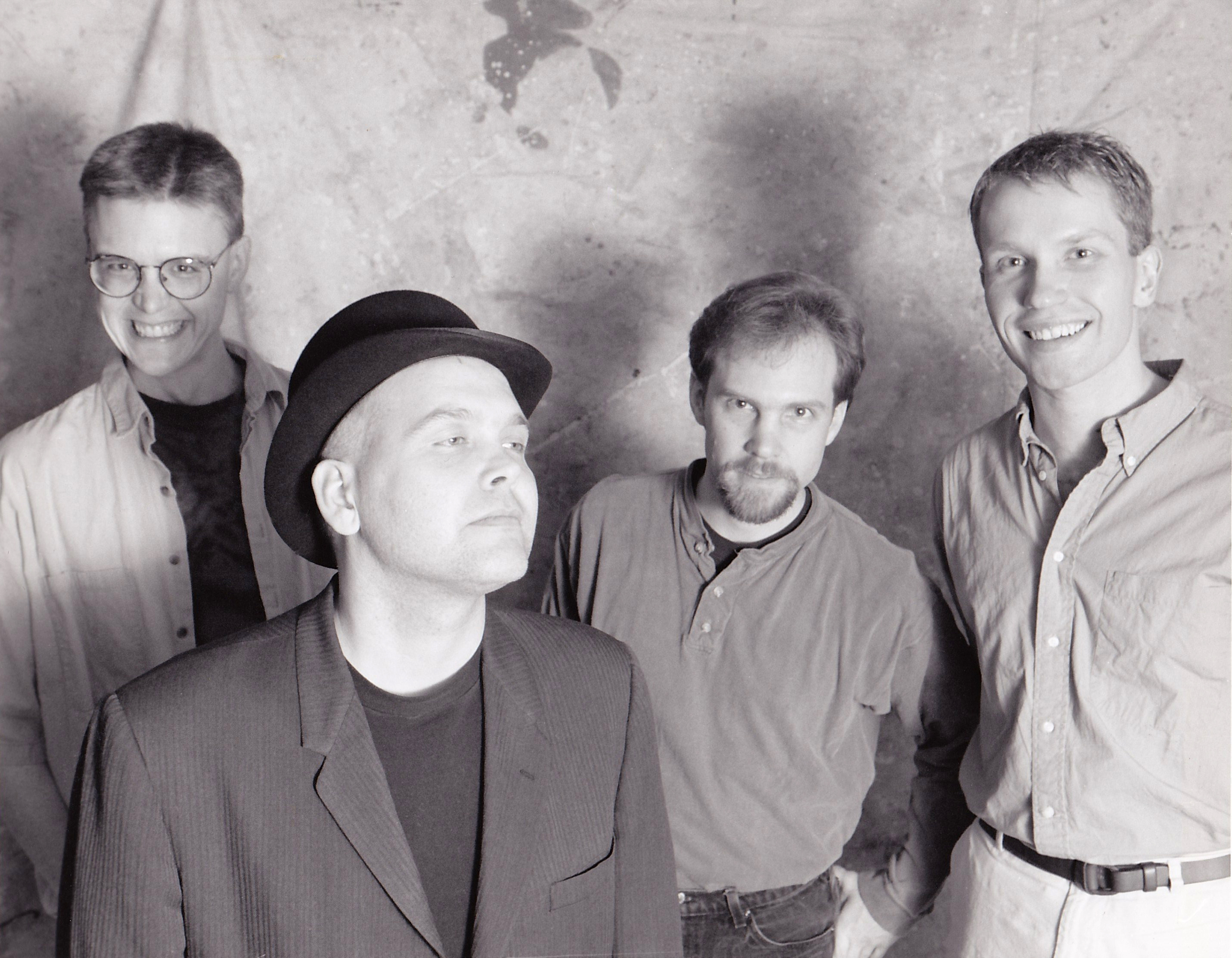 1996 promo original (photo by Kent Tenney)
