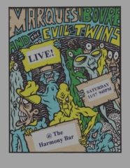 Marques Bovre and the Evil Twins, November 11, 2001