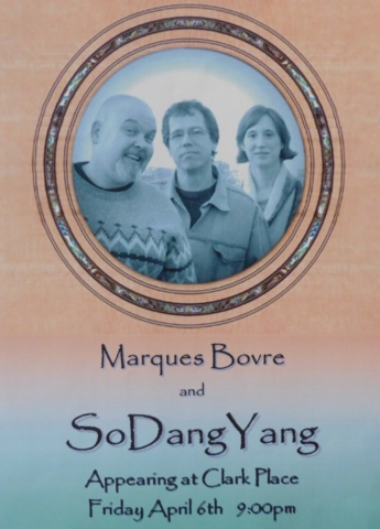Marques Bovre and SoDangYang, April 6, 2007