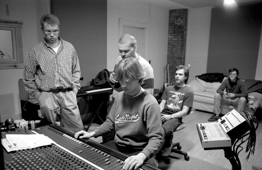 Smart Studios Recording Sessions, March 1992