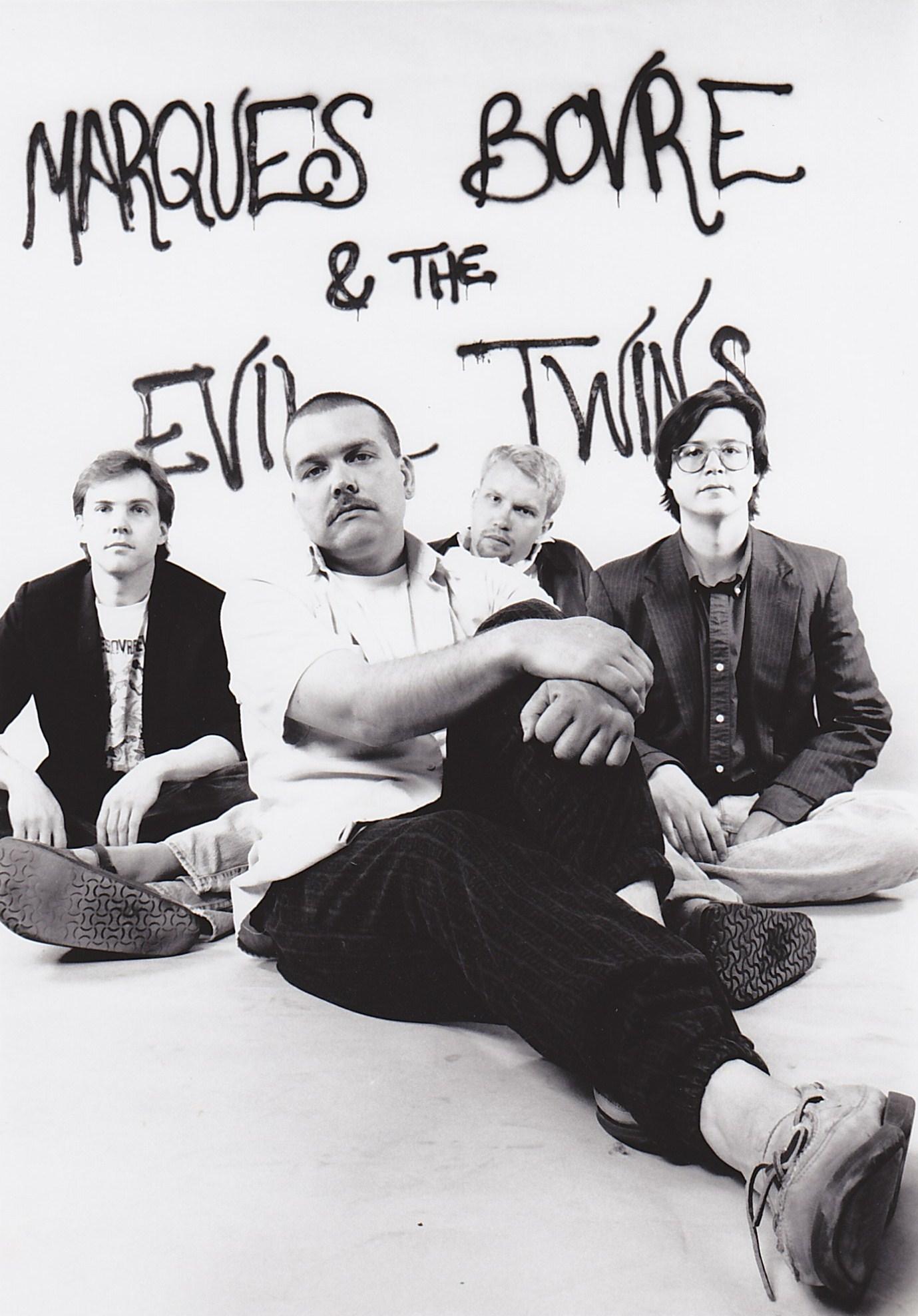 Big Strong House Album Shoot, 1992
