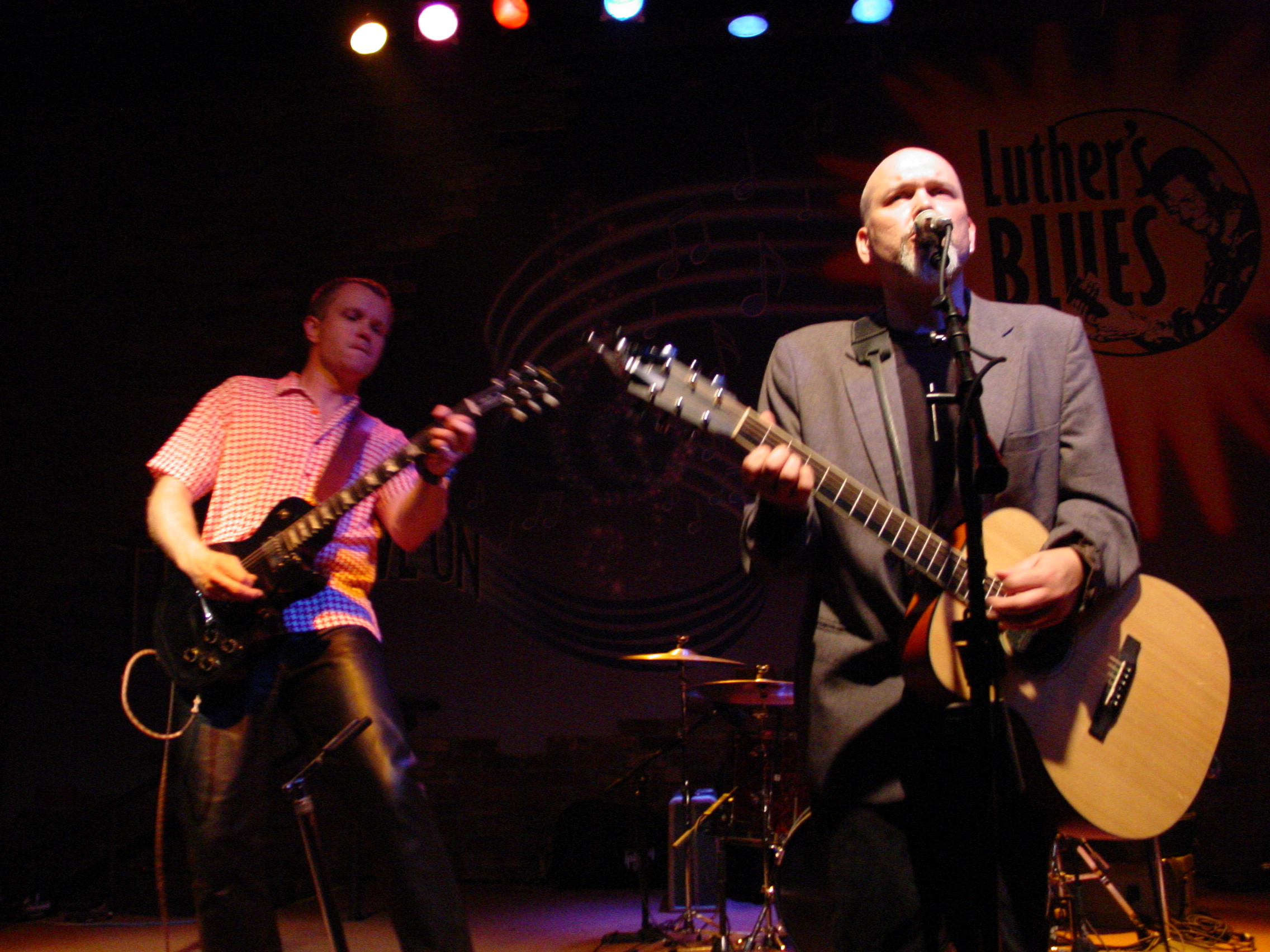 Luther's Blues Farewell Concert, April 2003