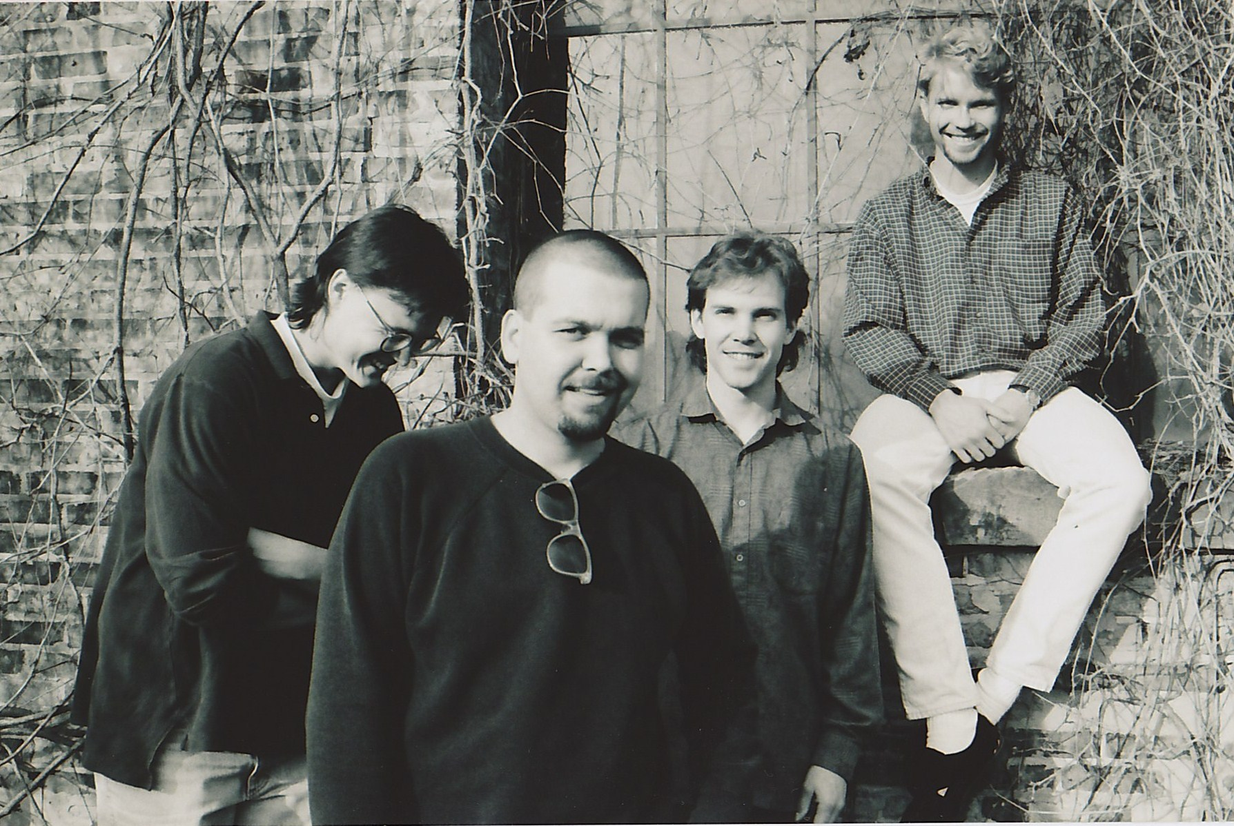 Band Photos, Fall 1990