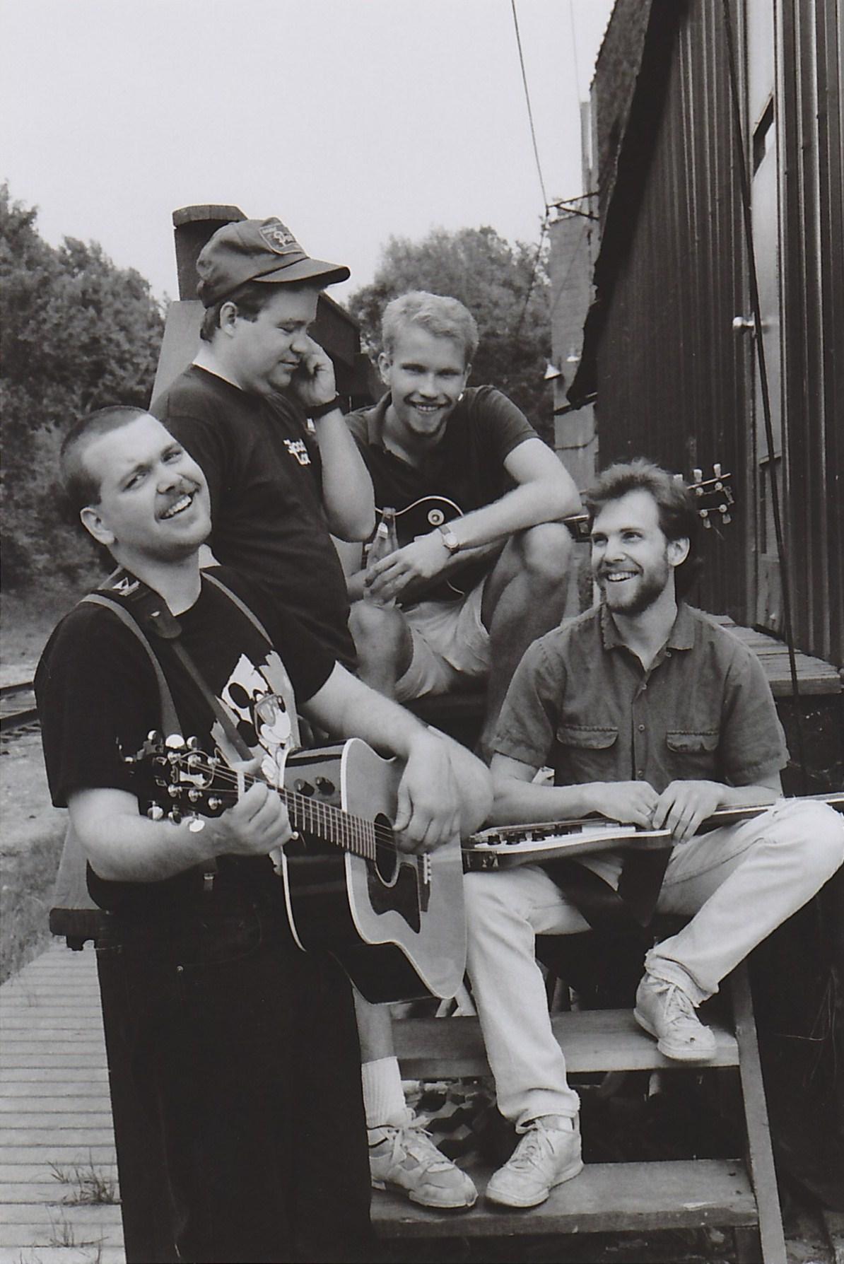 Band Photos, Summer 1989