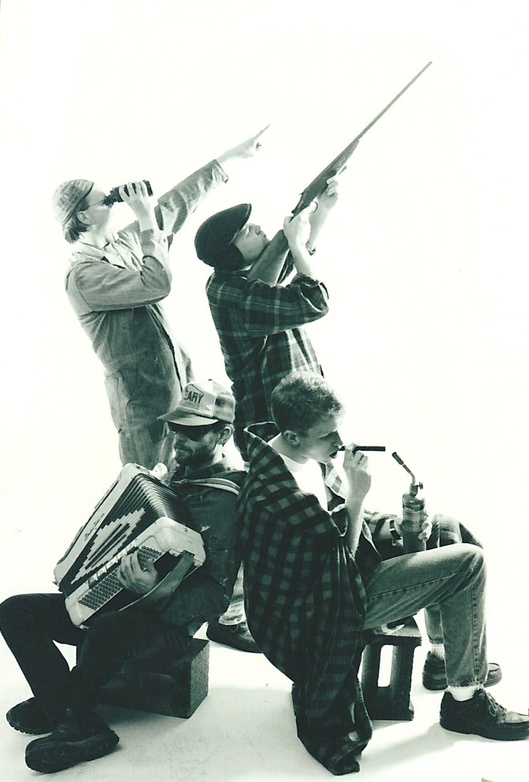 Flyover Land Cover Shoot, Spring 1995