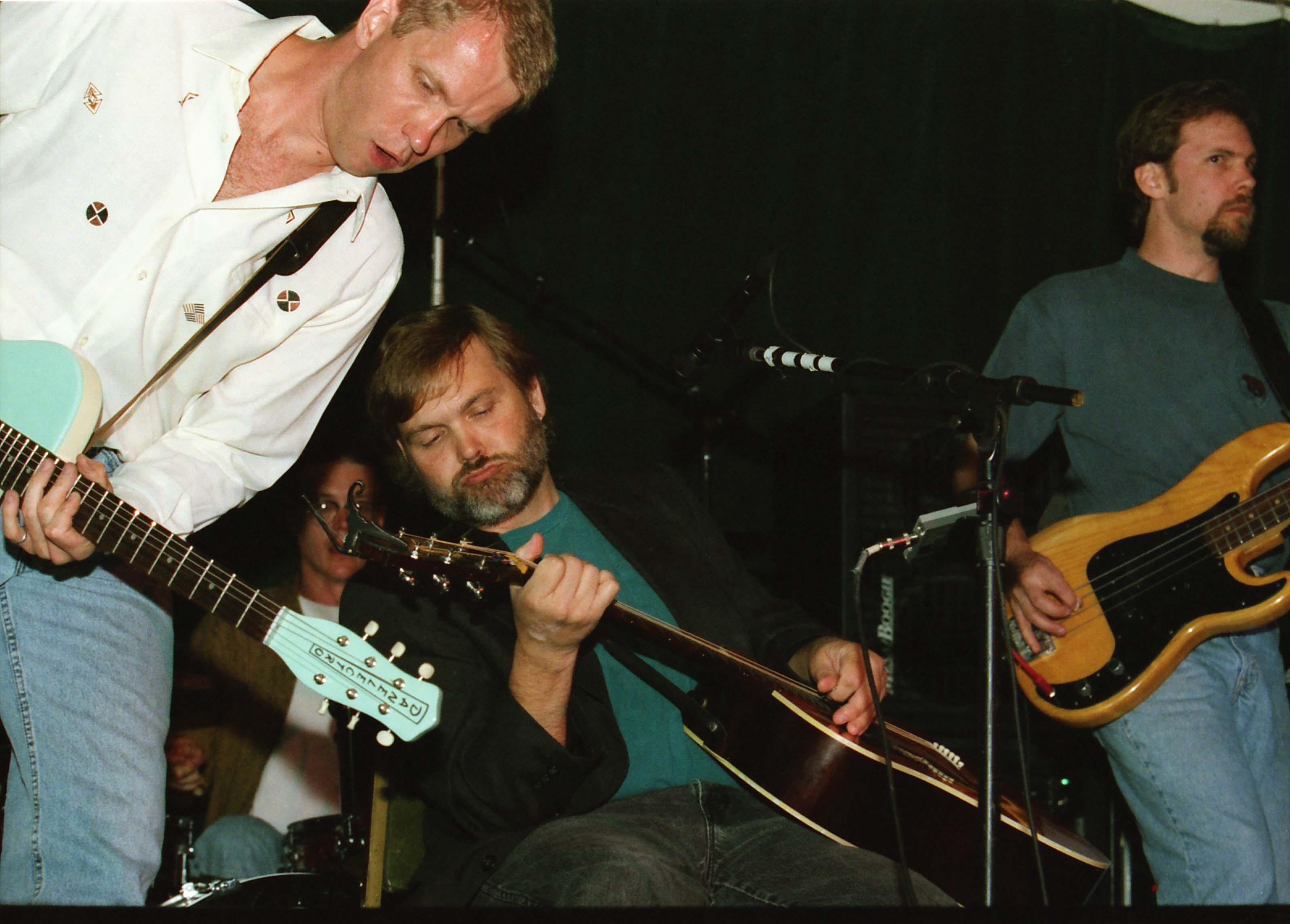 Harmony Bar, November 1997
